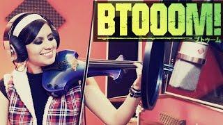 BTOOOM! (No pain, no game) ❤  VIOLIN ANIME COVER!