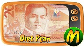 USAPANG PERA: Diet Plan