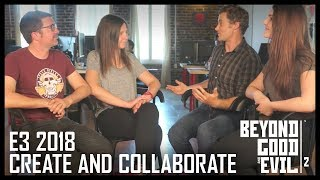 Beyond Good & Evil 2: Create & Collaborate with HitRECord & the Space Monkey Program | Ubisoft [NA]