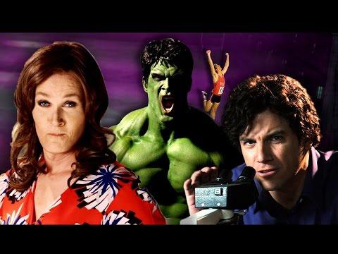 Bruce Banner vs Bruce Jenner Epic Rap Battles of History Season 5