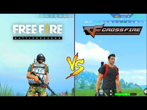 Xxx Mp4 Free Fire Battleground VS Cross Fire Legends Comparison Which One Is Better 3gp Sex