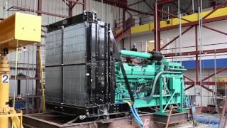 78 Liter Seismic Vibration Test