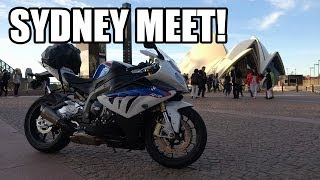 RidingWithTom Sydney Meet And Ride!