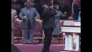Bishop Herman Murray Jr. Best Praise Break