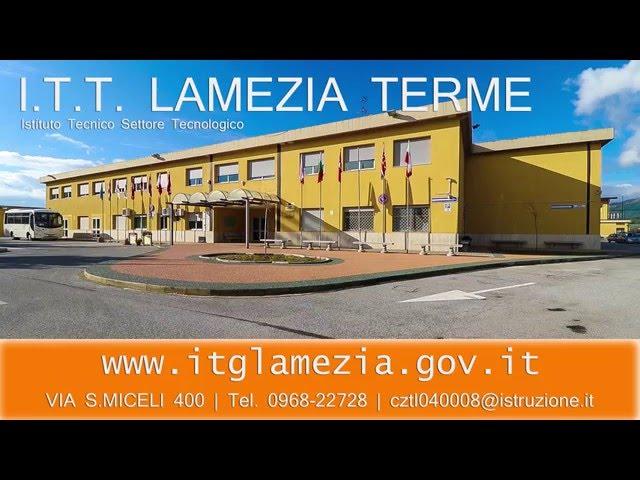 ITG Lamezia 2016 - La scuola del futuro