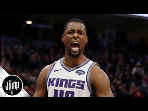 Download Despite Richard Jefferson's advice, Harrison Barnes is declining his $25 million option | The Jump