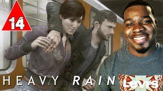 Heavy Rain Gameplay Walkthrough Part 14 - Fugitive / Jayden Blues - Lets Play Heavy Rain