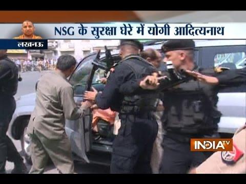 Xxx Mp4 CM Yogi Adityanath To Get Z Plus Security With NSG Guards 3gp Sex