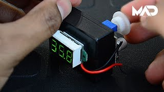 DIY Mini Power Supply (XL6009)