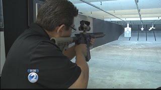 What's an AR-15? Gun expert explains basics of semi-automatic rifle