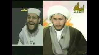 مناظرة محمود شعبان مع شيخ حسن الله ياري= الرد 1