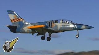 Albatros L-39 Display Flight At Ardmore