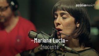 Mariana Lucía - Inocente (Live on PardelionMusic.tv)