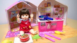 ぽぽちゃん おしゃべりキッチン Popo-chan and the talking kitchen!