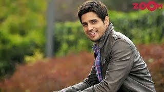 Sidharth Malhotra Paying Extra Attention In