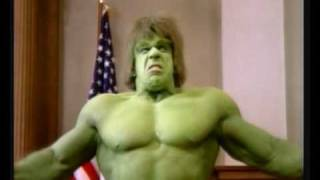 The Incredible Hulk Meets Daredevil Heroes and Villains