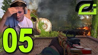 MWR vs Old Men of OpTic - Part 5 - Playing OpTic on Overgrown...