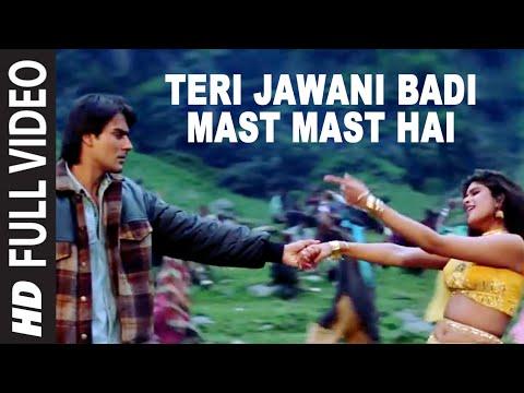 Xxx Mp4 Teri Jawani Badi Mast Mast Hai Full Song Pyar Kiya Toh Darna Kya Arbaaz Khan Anjala Zaveri 3gp Sex