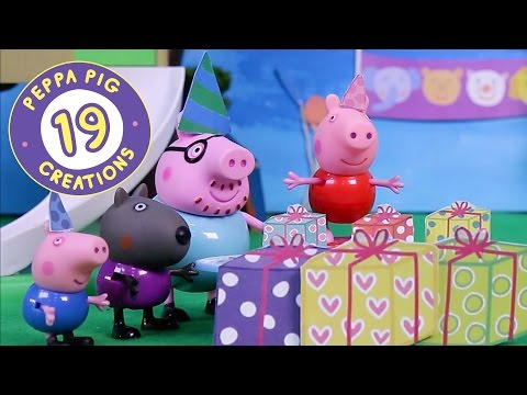 Peppa Pig Creation 19 - Birthday Fun!