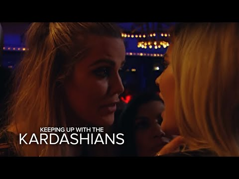 KUWTK Khloe Kardashian Pissed at Kylie Jenner for Ditching Them E