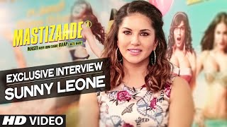 Sunny Leone's Exclusive Interview | MASTIZAADE | T-Series