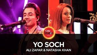 Ali Zafar & Natasha Khan, Yo Soch, Coke Studio Season 10, Episode 6.