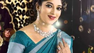Actress Sithara Latest  family Video