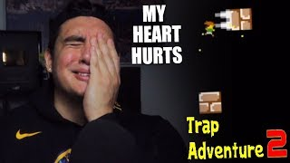 THIS GAME IS EVERYTHING WRONG IN THE WORLD | Trap Adventure 2 (Rage Game)