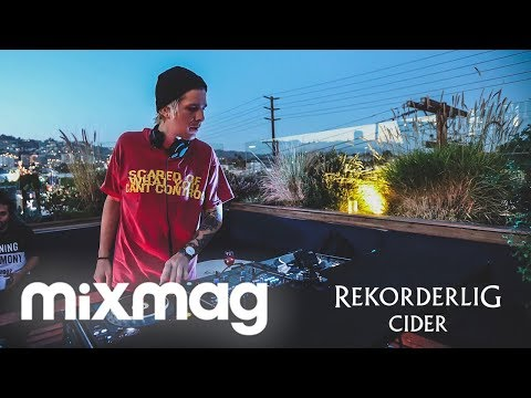 LE YOUTH Sunset Session in LA w Mixmag x Rekorderlig