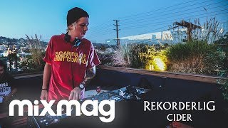 LE YOUTH   Sunset Session in LA w/ Mixmag x Rekorderlig