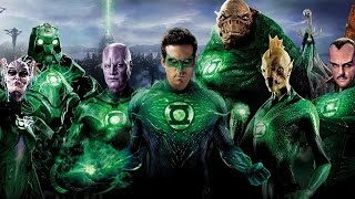 Green Lantern Rise Of The Manhunters Full Movie All Cutscenes Cinematic