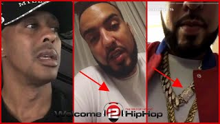 Gillie da Kid CONFIRMS French Montana Meek Mill FIGHT and Chain JACKED at POWERHOUSE 2017