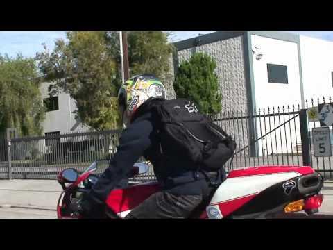 DUCATI Street Ride - Riding my DUCATI 999