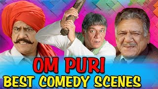 Om Puri Best Comedy Scenes | Bollywood Superhit Comedy Scenes