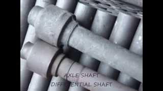 shaft forgings