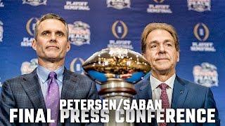Saban and Petersen