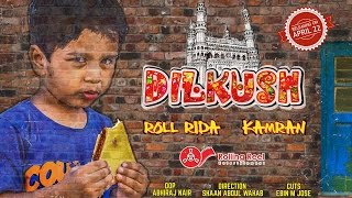 DILKUSH TELUGU RAP MUSIC VIDEO | ROLL RIDA & KAMRAN | w/ Lyrics