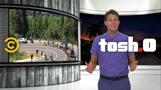 Bike Videos: From Fun to Gnarly - Tosh.0