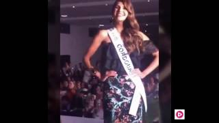 Miss Colombia 2017- Daily Update Activity Part 2 (3/13/17)