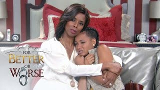 Pam Confides in Angela About Her Life as a Prostitute | Tyler Perry's For Better Or Worse | OWN