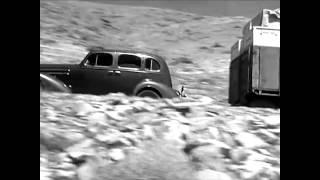 Clarkdale Jerome Arizona Chevy Film 1936