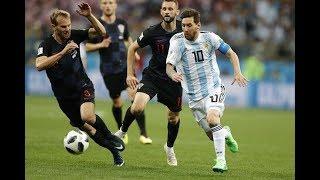 ARGENTINE vs CROATIE 0-3 & 2018 HD