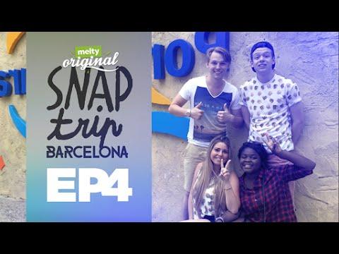 Xxx Mp4 SnapTrip Barcelona Best Of Snapchat Ep 4 Avec Gloria Morgane Math Et Quentin 3gp Sex