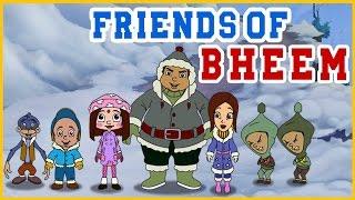 Friends of Chhota Bheem