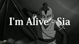 AMV I'm Alive - Sia AVATER ☺