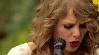 Taylor Swift - Back To December (Thanksgiving Special)