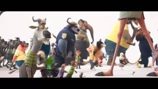 Zootropolis / Ζωούπολη (2016) - Trailer HD Μεταγλωτισμένο