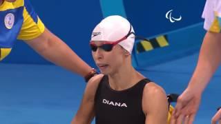 Swimming | Women's 100m Backstroke S2 final | Rio 2016 Paralympic Games