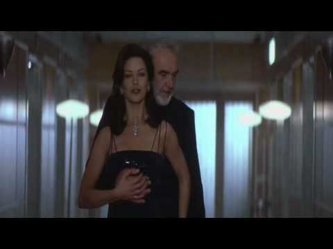 Catherine Zeta Jones Entrapment Hot Scene