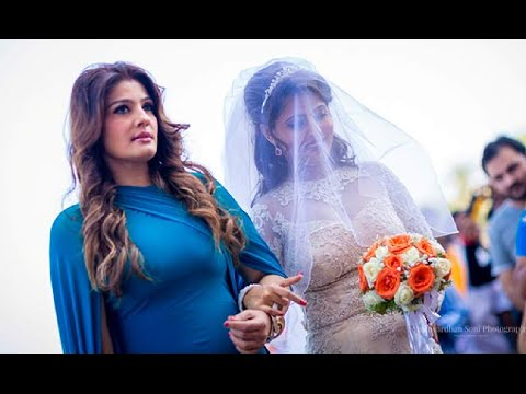 Raveena Tandon's Daughter Wedding